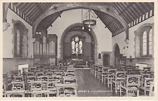 Chapel Interior, Parkwood Auxilary Hospital & Convalescent Home, SWANLEY, Kent