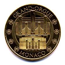 98 MONACO Cathédrale 4, Grand-Orgue, 2016, Monnaie de Paris