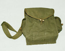 Vintage Chinese / NVA AK Canvas Mag Shoulder Ammo Pouch Khaki -Rare 1970