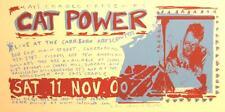 CAT POWER  KUNSTDRUCK VON CASEY BURNS - POSTER