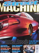 Street Machine Magazine August 2000 20% Bulk Magazine Discount