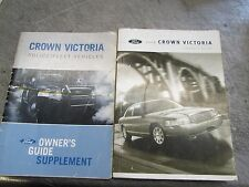 2008 FORD CROWN VICTORIA POLICE FLEET INTERCEPTOR OWNERS MANUAL GUIDE