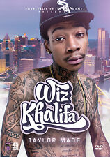 WIZ KHALIFA 45 MUSIC VIDEOS HIP HOP RAP DVD BIG SEAN CURREN$Y SNOOP DOGG WALE