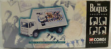 THE BEATLES : AEC 4 WHEEL FLATBED LORRY WITH BILLBOARDS MADE BY CORGI IN 1997