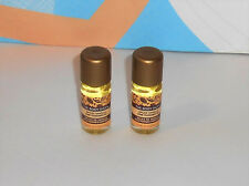 "The Body Shop Original ""Spiced Vanilla"" Home Fragrance Oil X 2 NEW RARE"