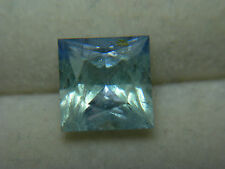 2.0ct Bi-Color Blue GREEN Jeremejevite gem VERY RARE gemstone Namibia Namibian