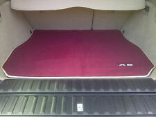 AUDI A3 A4 & TT Car Boot Carpet Overmat with Contrasting Binding