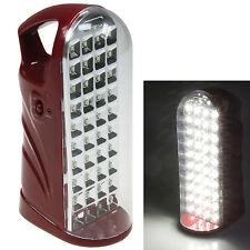 1* LED Akku Handstrahler 40 SMD 250 Lumen Handlampe Taschenlampe Camping Outdoor