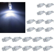 20 T10 Car LED 194 168 SMD W5W Wedge Side light White Bulb lamp 12V DC w87