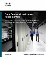 DATA CENTER VIRTUALIZATION FUNDAMENTALS - NEW PAPERBACK BOOK