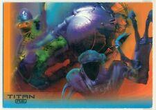 PROMO CARD - TITAN A.E. - #P1 - 2000 - INKWORKS