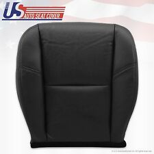 2007 - 2011 Escalade Driver Bottom Leather A/C Cooled & Heated Seat Cover Black