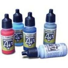Vallejo Model Air Paint - Choose 6 Colours from our List, Get 6th One Free