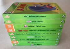 Lot of 9 Leap Frog Tag Junior Board Books Leapfrog