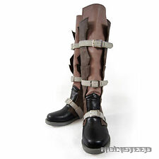 Fantasy XIII Lightning Shoes Cosplay Boots