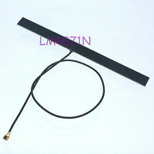 Internal Antenna WIFI Wlan 2.4GHz U.fl IPX connector 22cm cable PCB 92*8.3*0.6mm