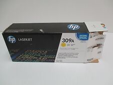 HP 309A (Q2672A) LaserJet Toner Cartridge, Yellow (opened) AQS