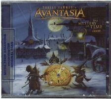 AVANTASIA THE MYSTERY OF TIME A ROCK EPIC + 2 BONUS TRACKS SEALED CD NEW 2013