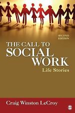 The Call to Social Work: Life Stories, LeCroy, Craig Winston, Acceptable Book
