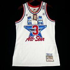 100% Authentic Patrick Ewing Mitchell & Ness 1991 91 All Star Jersey Size 48 XL