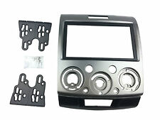 Double Din Radio Stereo For Ford Everest Ranger MAZDA BT-50 Dash Kit Trim Fascia