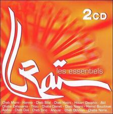 Rai Les Essentiels by Various Artists (2 CD Set, Import, Cheb Dali, Akil) NEW