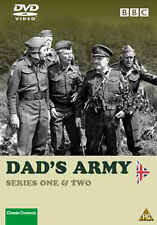 DADS ARMY SERIES 1 AND 2 - DVD - REGION 2 UK
