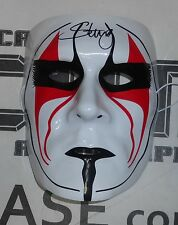 Sting Signed Official Plastic Toy Mask PSA/DNA COA WWE TNA WCW Wrestling Auto'd