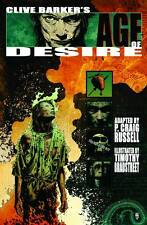 Age of Desire Hardcover GN Clive Barker P Craig Russell Tim Bradstreet New HC NM