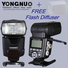 YONGNUO TTL Flash Unit Speedlite YN500EX mini yn-568 High Speed Sync for Canon