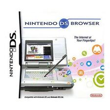 Nintendo DS Browser - Brand New Factory Sealed