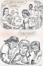 VOYAGE EN ORIENT (JANCO) SUPERBE PLANCHE ELVIFRANCE PAGE 69