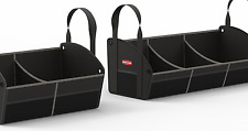 Rubbermaid 2-Pc. Trunk Storage Set Organizer Two Pack