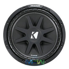"*BRAND NEW* KICKER 10-C12-4 300W MAX 12"" COMP 4-OHM CAR AUDIO SUBWOOFER (10C124)"