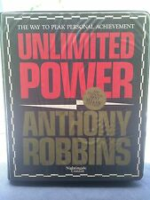 RARE UNLIMITED POWER HOME STUDY COURSE Anthony Tony Robbins