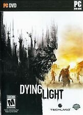 NEW SEALED ~ PC WIN DVD ROM ~ DYING LIGHT