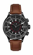 Bulova Accutron Men's 65A106 Accu Swiss Military Collection Automatic Watch