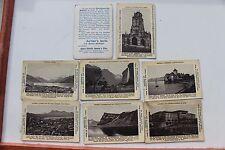 26373 Zeitler Seife Georg Schicht Aussig 14 Sammelbilder Motive aus der Schweiz