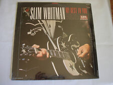 MY BEST TO YOU - SLIM WHITMAN - LP 12105 - ~SEALED~