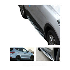 New Premium Side Step Nerf Cab OEM Running Board for Hyundai Santa Fe 2013