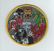 80th OPS GROUP GAGGLE (WITH VELCRO) patch