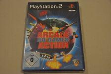 Playstation 2 Spiel - Arcade Action 30 Games - komplett Deutsch PS2 Neu OVP
