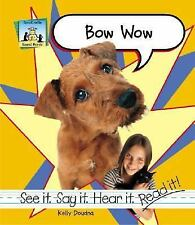 Bow Wow (Word Sounds)-ExLibrary