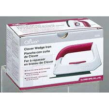 Clover 9200 Wedge Iron Mini Size Sewing Quilting Doll Craft Craft US SELLER New