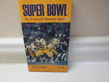 Super Bowl Pro Football's Greatest Games by Steve Gelman TK 3373 paperback
