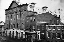 New 5x7 Photo: Ford's Theatre after President Abraham Lincoln Assassination