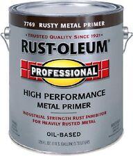 Rust-Oleum 1gallon Flat Rusty Metal Primer, 7769-402