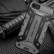 iPhone 5 / 5S SE 5C Shockproof Hybrid Armor Wallet Case Stand Cover Card Pocket