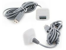 Microsoft XBOX 360 Ladekabel Play and Charge Kit No Baterry Cable charging #453