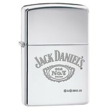 Accendino lighter briquet ZIPPO 250jd.321 jack daniels daniel' antivento benzina